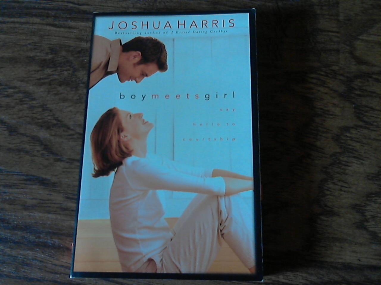 boy meets girl joshua harris Buy the boy meets girl: say hello to courtship ebook in boy meets girl, joshua harris —the guy who kissed dating goodbye—makes the case for courtship.