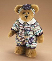 "Boyds Bear ""Madeline Bearsley"" 12"" Licensed Crayola® Bear #919139 - NWT-2008 - $39.99"