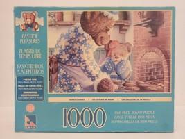 """Pastime Pleasures """"Nana's Cookies"""" 1000 Piece Sure-Lox Jigsaw Puzzle - $18.69"""