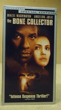 Universal The Bone Collector VHS Movie  * Plast... - $4.69