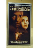 Universal The Bone Collector VHS Movie  * Plast... - $4.69