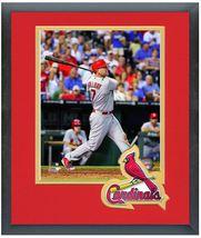Matt Holliday 2014 St. Louis Cardinals - 11 x 14 Team Logo Matted/Framed Photo  - $42.95