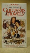 Hallmark Gulliver's Travels VHS Movie  * Plastic * - $6.64