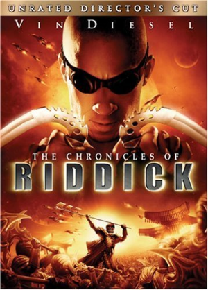 The Chronicles of Riddick Dvd