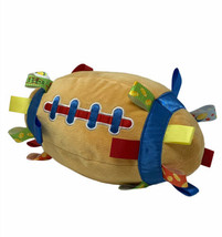 """Mary Meyer Baby Taggies Touchdown Plush Football with Chime Rattle 10"""" S... - $14.99"""