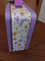 Daisy & Minnie Lunch Tin Box made in China Excellent Condition  image 2