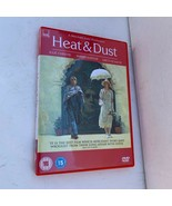 Heat and Dust 1982 film Starring Julie Christie, DVD Region 2 (UK Import) - $20.00