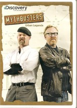 DVD-- The Discovery Channel - MythBusters: Urban Legends (DVD, Men Of Di... - $6.99