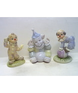 LEFTON CHINA CLOWNS[2]MARKED SIGNED GEO Z LEFTON - $11.00