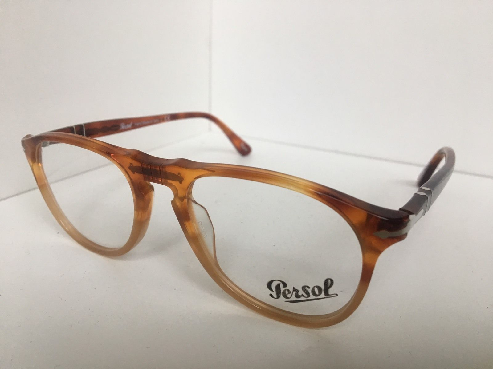 8f266ac8b5 New Persol 9649-V 1025 Amber Resina e Sale and 50 similar items. S l1600