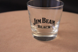 Jim Beam Black Double Shot Glass 4 oz - $7.13