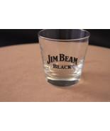 Jim Beam Black Double Shot Glass 4 oz - $7.13