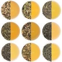 VAHDAM, Green Tea Sampler - 10 TEAS, 50 SERVINGS   100% NATURAL INGREDIE... - $22.77