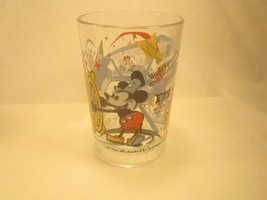 Glass Tumbler WALT DISNEY 100 Years of Magic [Y11A7,8] - $10.56