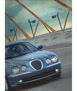 2001 Jaguar S-TYPE sales brochure catalog US 01 3.0 4.0 V8 - $12.00