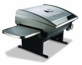 Cuisinart All-Foods 12,000-BTU Portable Outdoor Tabletop Propane Gas BBQ... - £157.67 GBP