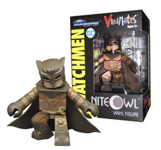 "DC Vinimates Watchmen Nite Owl Vinyl 4"" Figure Mint in Box - $12.88"
