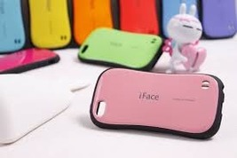 Baby Pink iFace iPhone 5 / 5s First-Class Commuter Shock-Proof Case Cover - $6.99