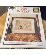 Steve Polomchak's Best Friends Cross Stitch Kit - $16.82