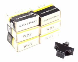 LOT OF 6 NIB ALLEN BRADLEY W22 HEATER ELEMENTS image 1