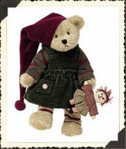 "Boyds Bears ""Mindy P. Elfbeary""  9"" Plush Bear- #904052- New- 2002- Retired - $24.99"