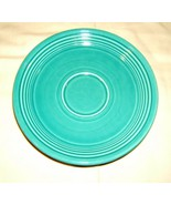 Homer Laughlin Saucer 6-in Turquoise Fiestaware... - $10.44