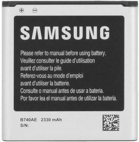 Primary image for NEW Original Samsung Galaxy S4 Zoom SM-C105A C1010 C101 B740AU Battery OEM