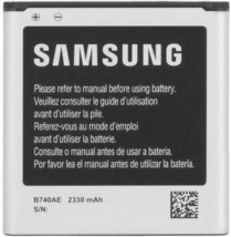 NEW Original Samsung Galaxy S4 Zoom SM-C105A C1010 C101 B740AU Battery OEM - $6.88