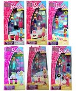 Mega Bloks Barbie Build n Style Mini Sets Lot of 6 - $29.95