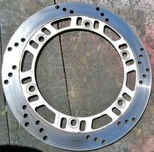 Kawasaki ZX750F 87-90 brake rotor, right front - $59.40
