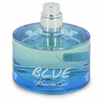 Kenneth Cole Blue by Kenneth Cole Eau De Toilette Spray (Tester) 1.7 oz ... - $28.07