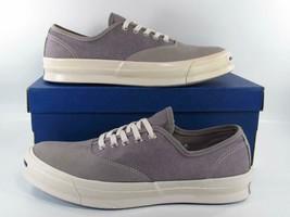 Converse Jack Purcell JP Signature Series CVO Ox Shoe GRAY 153593C Men's 10 - $120.00