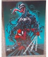 Marvel Spider-Man vs Venom Glossy Print 11 x 17... - $24.99