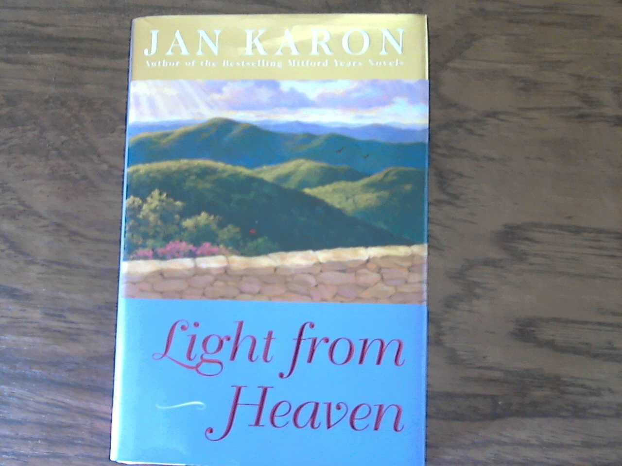Primary image for Light from Heaven By Jan Karon (2005 Hardcover)