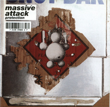 Massive Attack - Protection CD Classic Trip Hop - $3.00
