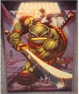 Teenage Mutant Ninja Turtles Leonardo Glossy Pr... - $24.99