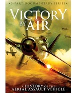 Victory by Air, A History of the Aerial Assault Vehicle, DVD 2010, Docum... - $0.00