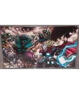 Marvel Incredible Hulk vs Thor Glossy Print 11 ... - $24.99