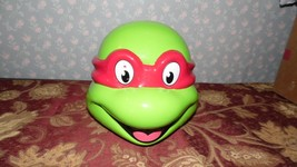 TEENAGE MUTANT NINJA TURTLES CERAMIC BANK RAPHAEL VIACOM 2016 NWT - $24.70