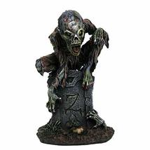 Pacific Giftware Halloween Honor Graveyard Zombie Dead from Hell Collectible Fig - $31.99