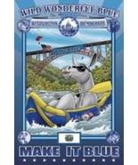 Wild Wonderful Blue WV Giclee Fine Art Canvas P... - $126.29