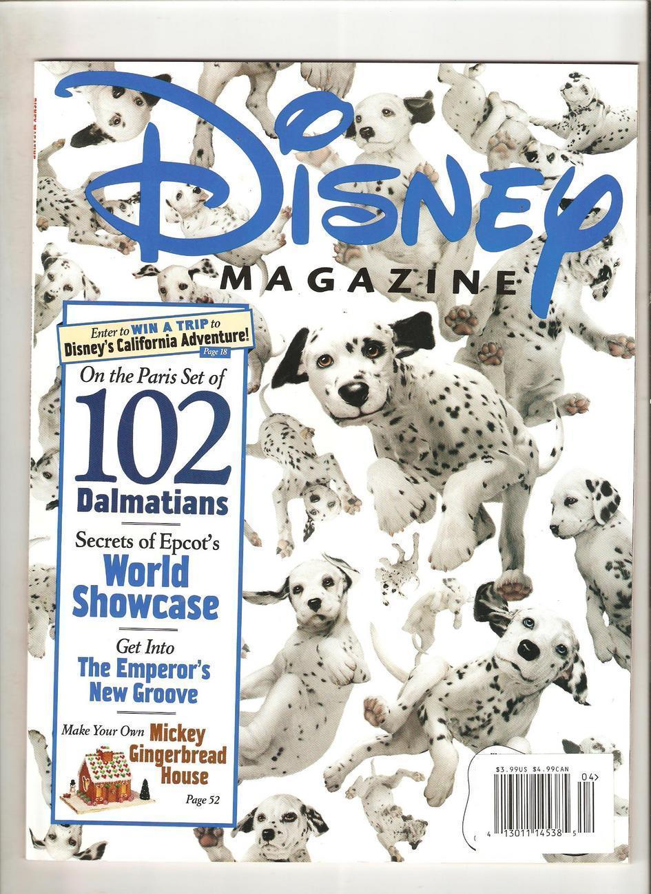 Disneymagazine winter2000