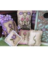 My Secret Garden cross stitch chart By The Bay Needleart  - $9.00