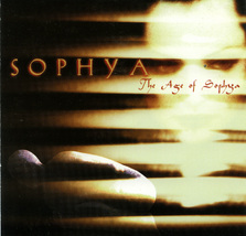 Sophya - Age of Sophya CD Ethereal Goth OOP - $5.00