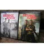 Strike Back Season 1 and 2 DVDs Cinemax - $19.99