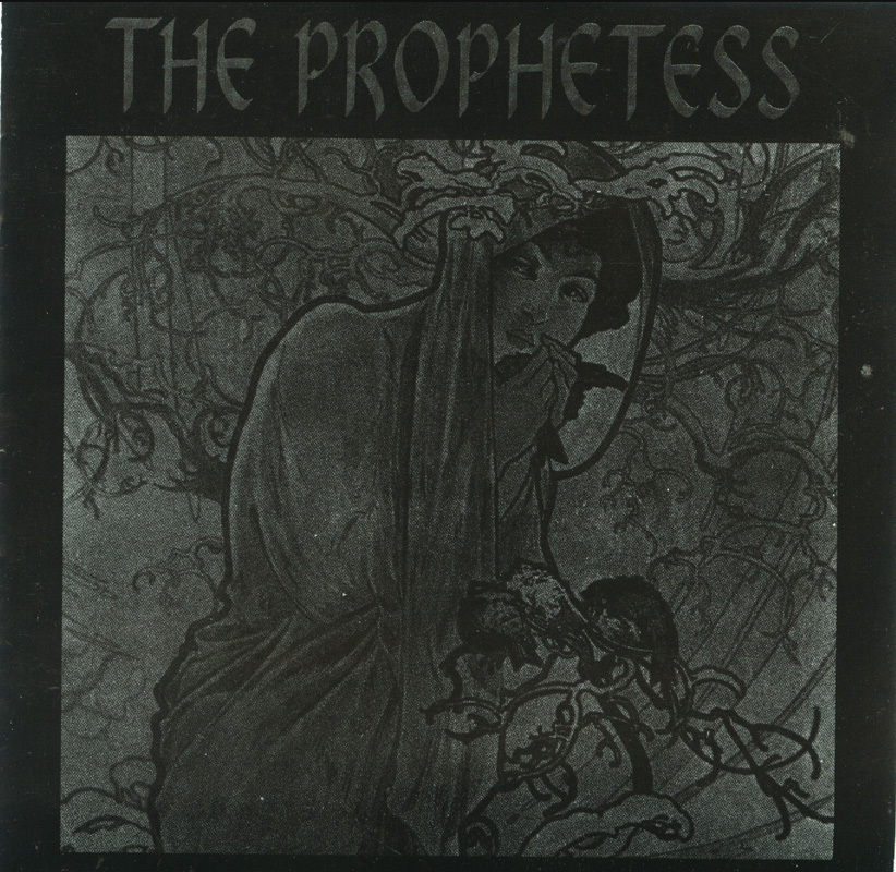 The Prophetess - Rare 1993 Debut CD OOP Gothic Rock