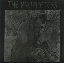 The Prophetess - Rare 1993 Debut CD OOP Gothic Rock - $6.00
