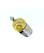 Stainless steel 2-tone hat pendant - $67.50