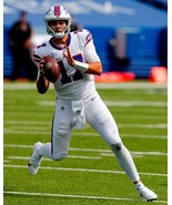 JOSH ALLEN 8X10 PHOTO BUFFALO BILLS PICTURE NFL FOOTBALL ACTION GAME ACTION - $3.95