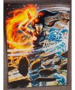 Avatar Korra Glossy Print 11 x 17 In Hard Plast... - $24.99